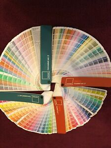 Pantone Tints Coated Uncoated Guides New