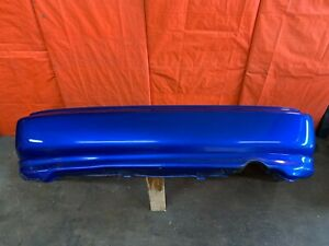 Oem 1999 2000 Honda Civic Si Coupe Rear Bumper Cover W Aftermarket Rear Lip