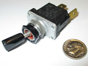 Micro Switch honeywell Sealed Toggle Switch Spst On off 31nt391 2 b02 Nos