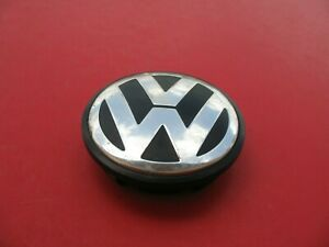 Vw Jetta Passat Golf Beetle 1 Wheel Rim Hub Cap Hubcap Center Cover Plug 289
