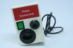 Brinkmann Polytron Pcu 11 Power Control Unit For Homogenizer Mixer