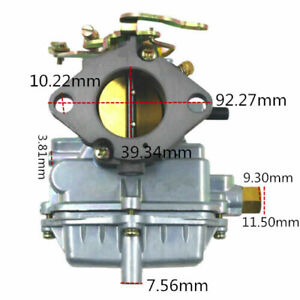 For Ford 6 Cyl Mustangs Carburetor 170 200 Engines 1957 1960 1962 Automatic