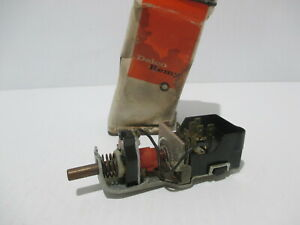 Nos 1964 66 Olds Starfire S88 D88 Jetstar 98 Guidematic Headlamp Switch 1995134