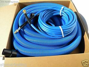 Carpet Cleaning 50 Vacuum Solution Hoses 1 5 Wand Cuff