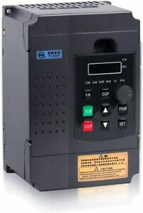 Variable Frequency Drive Mysweety Vfd Inverter Frequency Converter 2 2kw 3hp