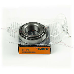 1 Set Timken L44649 L44610 Cup Cone Tapered Roller Bearing Set Brand New