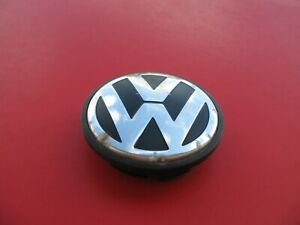 Vw Jetta Passat Golf Beetle 1 Wheel Rim Hub Cap Hubcap Center Cover Plug 329