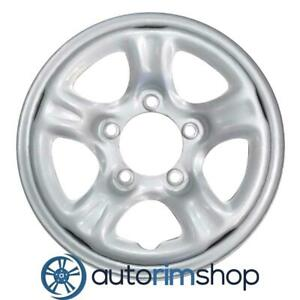 Chevrolet Geo Tracker Sunrunner Tracker 1999 2004 15 Oem Wheel Rim
