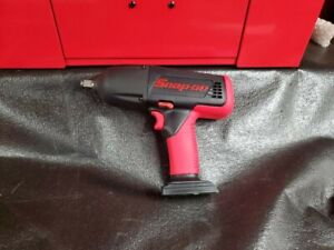 new Condition snap On Ct4850ho 18v 1 2 Impact Wrench high Output gun Only