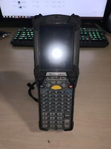 Motorola Symbol Mc9090 Wireless Laser Barcode Scanner