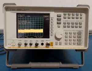 Keysight agilent 8563ec 007 Spectrum Analyzer 30hz 26 5ghz W 85620a Tested