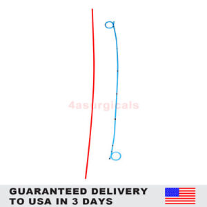4a Dj Stent With Pusher Urology 6fr 26cm 300 Pieces With Thread