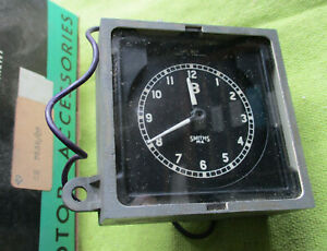 Smiths Ma Nos Vintage Clock Ce 2538 02 Uc 307 For A Bentley