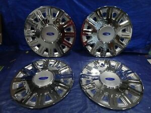 2003 2011 Ford Crown Victoria 16 Wheel Covers Hubcaps Set Of 4 New