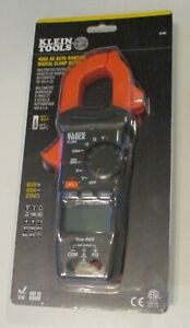 Klein Tools Cl220 400 Amp Ac Auto ranging Digital Clamp Meter Brand New Sealed