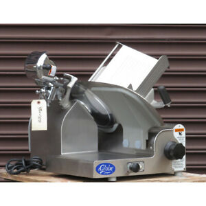 Globe 3600 Meat Slicer Used Excellent Condition