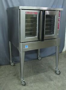 Blodgett Zephaire 240e Electric Single Deck Full size Bakery Convection Oven