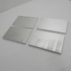 625 Thick 6061 Aluminum Plate 5 75 X 9 5 Long Qty 4 Flat Stock Sku 174264