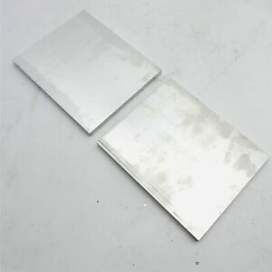 625 Thick 5 8 Aluminum 6061 Plate 7 25 X 9 Long Qty 2 Sku 176311