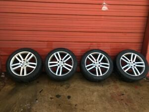 Audi Q7 Wheel Grey Machined Factory 19 Wheels And Tires
