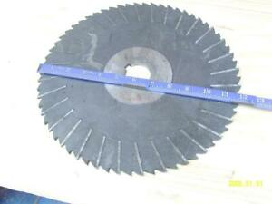 Horizontal Milling Machine Cutter Saw Blade 12 X 1 4 1 1 2 Bore Niagara