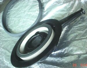 Cowl Induction Air Cleaner Breather W Rubber Seal Camaro Chevelle Correct Repro