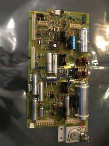 Hp Data Acquisition 3497a Circuit Board Power Supply 03497 66516