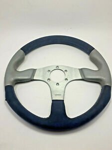 Momo Race Typ D35 Steering Wheel Made In Italy