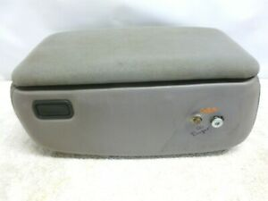 Ford Ranger Mazda B Series 2 Bolt Center Console Arm Rest Lid Top L Grey 98 04