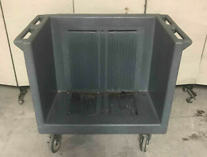 Cambro Tray Cart Dolly Holder Caddy Rack Stack Food
