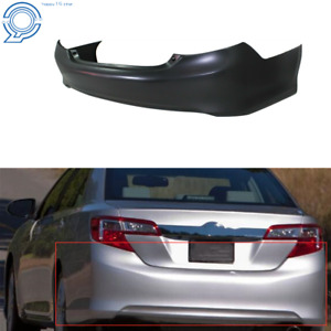Brand New Rear Bumper Cover Fit For 2012 2014 Toyota Camry Usa
