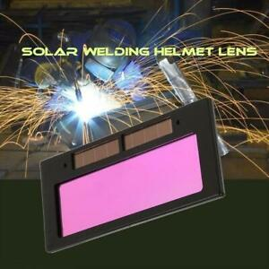 Solar Auto Darkening Lens Filter Shade For Welding Helmet mask Din3 Din11
