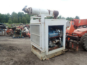 Detroit Diesel 8v71t Engine Power Unit Low Hrs Video Pto Clutch 8v71 Gm