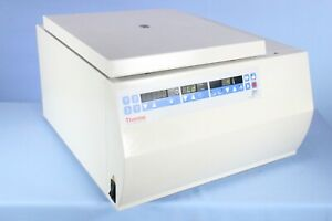 Thermo Scientific Sorvall Rt1 Refrigerated Centrifuge With Rotor Warranty