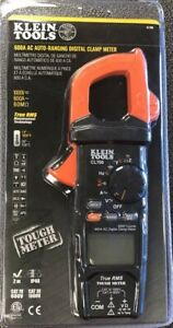 new Klein Tools Cl700 600a 1000v Ac True Rms Auto ranging Digital Clamp Meter