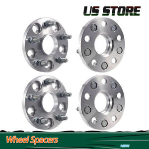 4pcs15mm Wheel Spacers 5x4 5 For Lexus Toyota Avalon Camry Sienna Rav4 Supra
