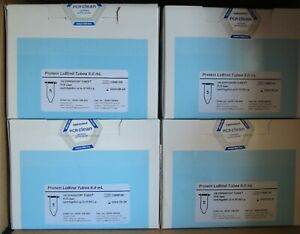 Qty 400 Eppendorf Protein Lobind Microcentrifuge Tubes 5ml 0030108302
