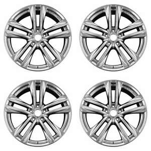 Infiniti Ex35 Ex37 Qx50 2011 2017 19 Factory Oem Wheels Rims Set