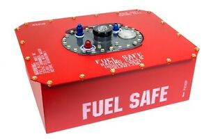 Fuel Safe Race Safe 8 Gal Red Fuel Cell And Can P N Rs208
