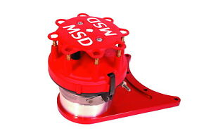 Msd Front Drive Distributor For Small Block Chevy