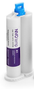Nivo Temporary Crown And Bridge Material Cartridge Dental 50ml A1 a2 a3 Or B1