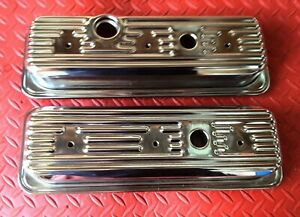 Valve Cover Center Bolt 4 3 Chrome Stock 2 3 8 Height With Inside Re inforcing