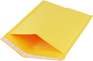Mailers4u 8 5 X 12 Inches Kraft Bubble Padded Mailer Envelopes No 2 Pack Of 50