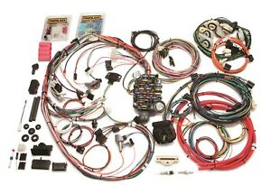 Painless Wiring 20114 26 Circuit Direct Fit Harness Fits 78 81 Camaro