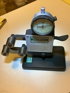 Southern Gage Tri Roll Thread Comparator With Starrett Indicator