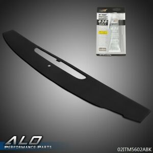 Fit For 07 14 Cadillac Escalade Dash Defrost Vent Grille Cover Cap Overlay Black
