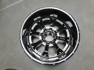 Used Sota Wheel 561dm 22298 51 22x12 8 Lug 8x180 51mm