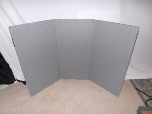 Skyline Classic 3 Panel Folding Tradeshow Tabletop Display Portable