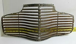 Used Oem Gm Grille 1941 Chevrolet Master G