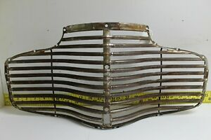 Used Oem Gm Grille 1941 Chevrolet Master F